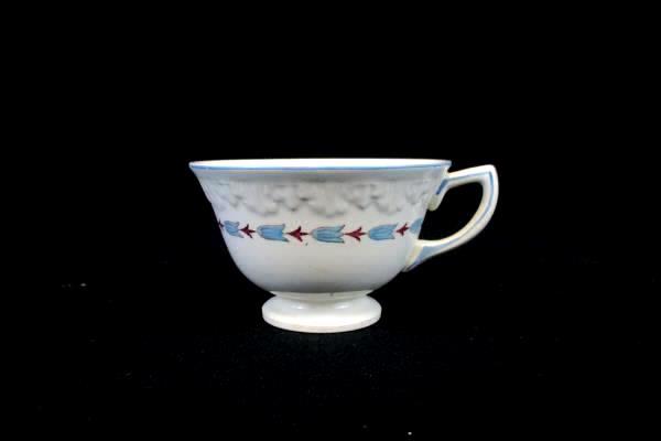 Svenlore England Wedgwood Floral Tea Cup