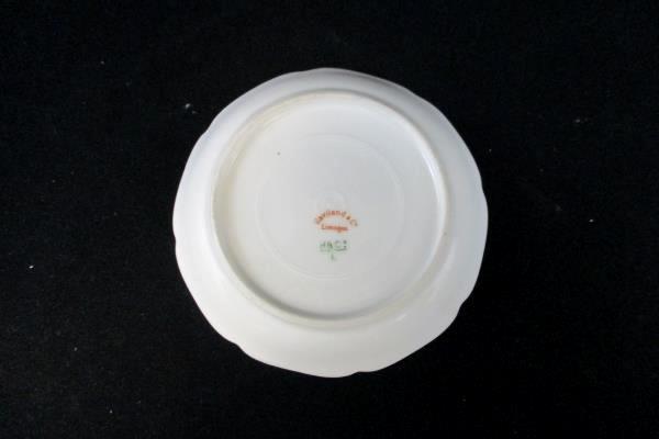 Haviland & Co. Limoges White Floral Saucer Plate