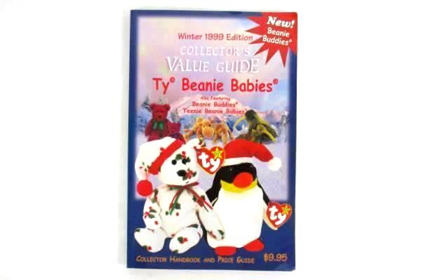 TY Beanie Babies Collector's Value Guide Winter 1999 PB