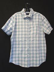 Men's Collared Full Button Up Shirt Multi-Color Plaid By Great Northwest Size L