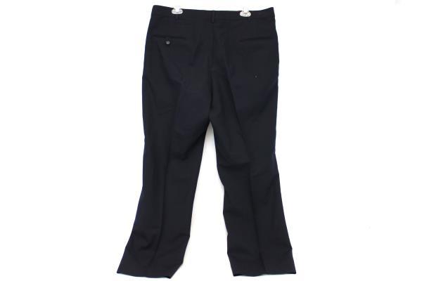 Murphy & Hartelius Pants Slacks Trouser Navy Blue Dress Career Size 38 R