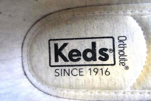 KEDS Otholite Women's Boat Deck Shoes Size 8.0 US Ivory Brown