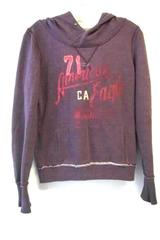 Women's Purple Long Sleeve 71 CA Hoodie By American Eagle Outfitters Size Small