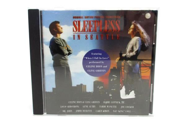 Sleepless in Seattle Original Soundtrack CD Jun-1993 Sony Music