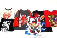 Lot of 6 Boys 18M Long Sleeve Shirts Garanimals, Kids Korner, Disney, LuckyBrand