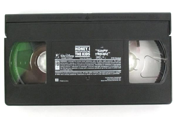 Lot 3 Disney Family VHS Movies Mowgli's Story Shrunk The Kids School House Rock