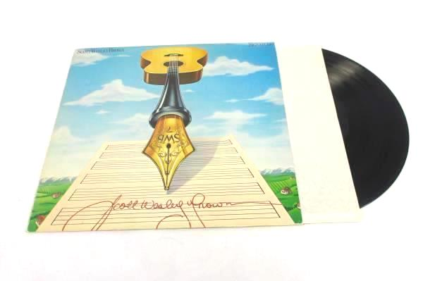 "1982 Sparrow Records SCOTT WESLEY BROWN Signature 12"" LP Vinyl + Sleeve"
