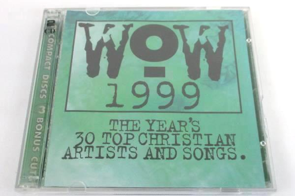 WOW 1999: The Year's 30 Top Christian Artists and Songs CD 2 Discs