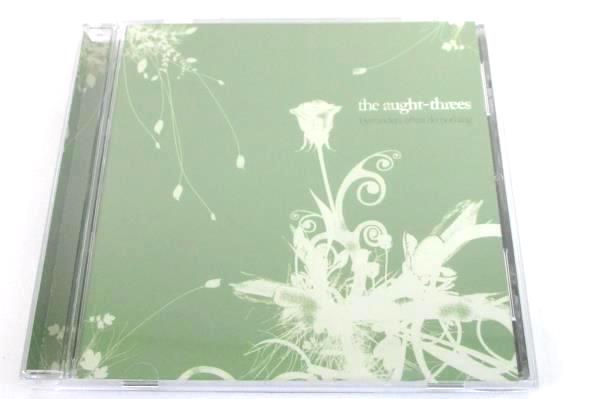 The Aught-Threes - Bystanders Often Do Nothing CD 2006 13 Tracks