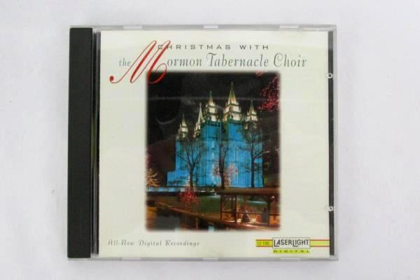 1993 Christmas with the Mormon Tabernacle Choir CD By Jerold Ottley