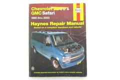 2005 Haynes Chevrolet Astro & GMC Safari Car Repair Manual For 1985-2003 Models