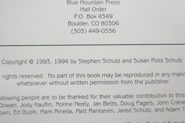 1994 Endangered Species in 5-D Stereograms - Stephen Schutz & Susan Polis Schutz