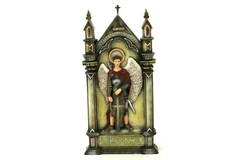 CONSTANCE LAEL Angel Of Victory MICHAEL GUARDIAN ANGEL Wall Hang Plaque Display