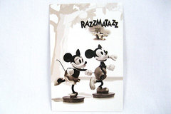 "WDCC  Mickey And Minnie Post Card 6""x4"""