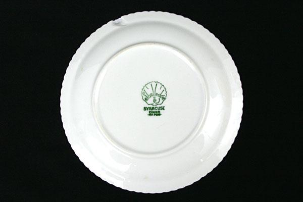 Syracuse China Shelledge Bread Plate