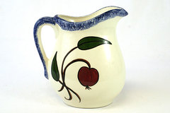 Homeplace Creations Nola Watkins Fruit Decor Pitcher