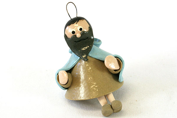 1988 Tempo Craft Hand Crafted Joseph Bell Ornament