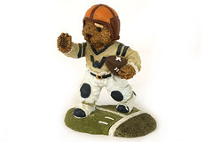 The Windsor Bears Cranbury Commons Figurine DAN Let's Play #63430