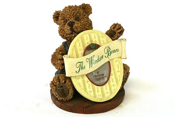 The Windsor Bears of Cranbury Commons Figurine - CASEY