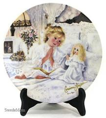 Knowles Corinne Layton Small Blessings Series Now I Lay Me Down To Sleep Plate 1