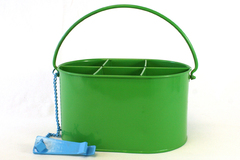 Green Simply Summer From Jo-Ann Fabrics Drinkware Caddy With Opener