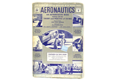 Vintage Aeronautics Magazine Volume 2 Issue 9 October 30, 1940