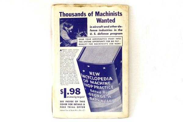 Vintage Aeronautics Magazine Volume 9 Issue 52 August 27,1941