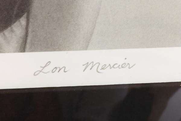 Limited Edition Lon Mercier Kelsey's Princess Signed And Numbered Print Framed