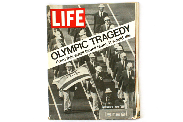 Vintage LIFE Magazine Olympic Tragedy Israel September 15th 1972 Vol. 73 No. 11
