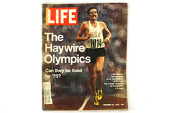 LIFE Magazine The Haywire Olympics September 22nd 1972 Volume 73 No. 12