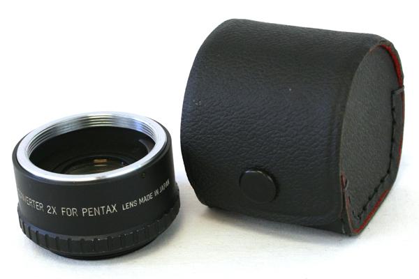 Cambron Auto Tele Converter 2X For Pentax Mount Japan