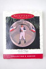 1996 Hallmark Baseball Heroes  SATCHEL PAIGE Ornament