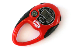 Red And Black Plastic Bell Sport Timer