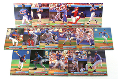Fleer Ultra Series 2 Montreal Expos 1992 Baseball Team Set of 16 Cards