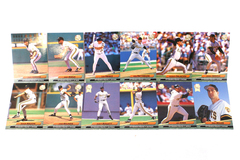 Fleer Ultra Series II Pittsburgh Pirates 1992 Baseball Team Set of 12 Cards