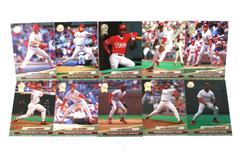Fleer Ultra Series II Philadelphia Phillies 1992 Baseball Team Set of 10