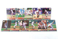 Fleer Ultra Series II San Diego Padres 1992 Baseball Team Set of 11