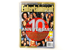 Entertainment Weekly 10th Anniversary Edition #540 Spring 2000