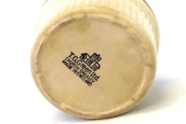 Vintage T.G. Green Ltd. Church Gresley England Ceramic Ramekin or Custard Bowl