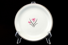 "6.25"" Easterling China Caprice Pattern Bread/ Butter Plate From Bavaria, Germany"