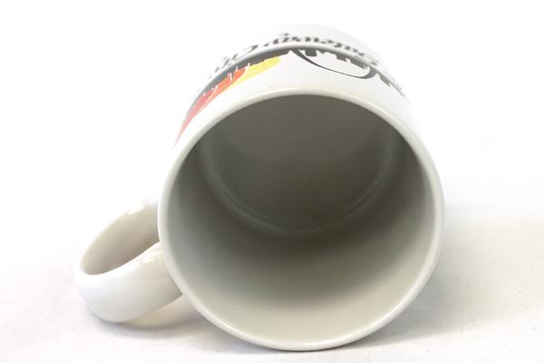 Gateway City St. Louis MO Missouri IDC White Ceramic Souvenir Skyline Cup Mug