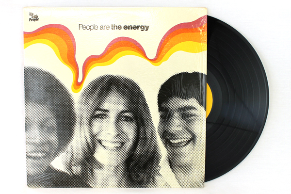 """1979 Up with People People Are the Energy 12"""" LP Vinyl Record"""
