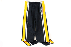Size XS Holloway Sportswear Water Resistant Warm Up Pants Blue Yellow White NWT