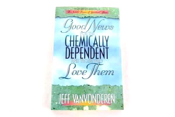 Good News for the Chemically Dependent Jeff VanVonderen Bethany House 1991 Book
