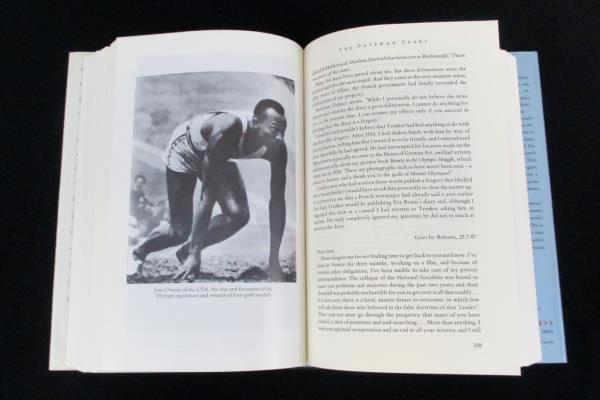 Leni Riefenstahl Memoir First US Edition 1993 St. Martin's Press Hardcover