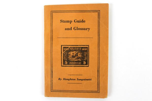 Haughton Sanguinetti Stamp Guide Glossary 1936 Boston Evening Transcript