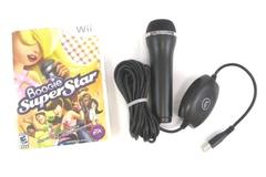 Boogie SuperStar with Case, Manual & Microphone (Nintendo Wii, 2008)