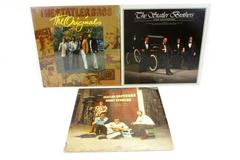 Lot Of 3 Statler Brothers Records Short Stories 10th Anniversary The Originals