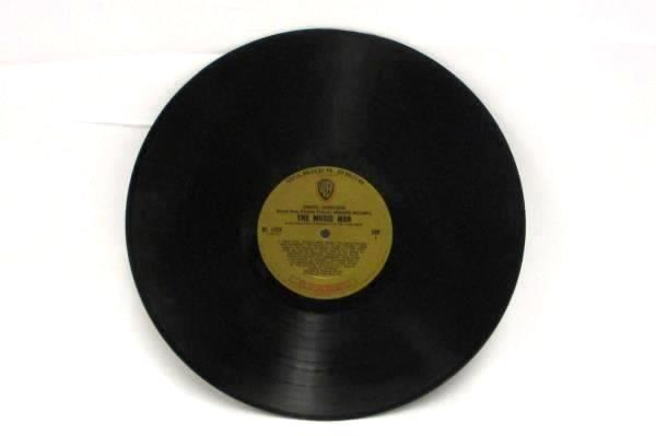 The Music Man 1957 Original Broadway Cast Meredith Willson BS1459