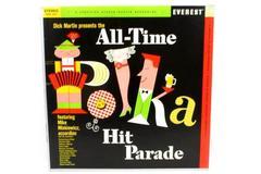 All-Time Polka Hit Parade Dick Martin Presents Vinyl Lp Record SDBR 1046 Belock
